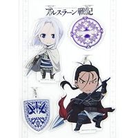 Acrylic stand - The Heroic Legend of Arslan / Daryun & Arslan