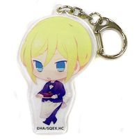 Trading Acrylic Key Chain - The Royal Tutor / Leonhard von Glanzreich