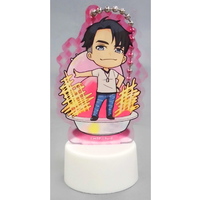 Key Chain - Yuri!!! on Ice / Jean Jack Leroy