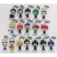 (Full Set) Fastener Accessory - Yowamushi Pedal