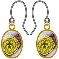 Earrings - The Heroic Legend of Arslan / Arslan