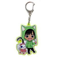 Acrylic Key Chain - Yuri!!! on Ice / Yuri & Phichit Chulanont