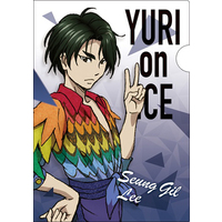 Plastic Folder - Yuri!!! on Ice / Lee Seung-gil