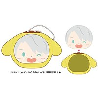Omanjuu Niginigi Mascot Kigurumi Case - Goods Supplies - Yuri!!! on Ice / Victor & Yuri