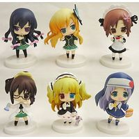 (Full Set) Trading Figure - Haganai