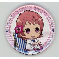 Trading Badge - King of Prism by Pretty Rhythm / Over The Rainbow & Saionji Leo