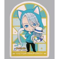 Badge - Yuri!!! on Ice / Yuuri & Victor