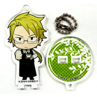 Stand Key Chain - Bungou Stray Dogs / Kunikida Doppo