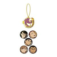 Locket Accessory - Haikyuu!! / Shiratorizawa Academy