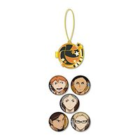 Locket Accessory - Haikyuu!! / Karasuno High School