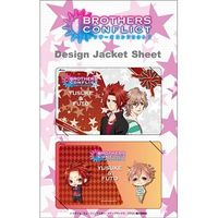 Card Stickers - BROTHERS CONFLICT / Futo & Yusuke