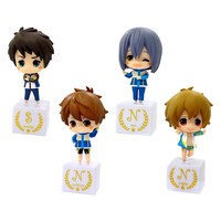 (Full Set) Trading Figure - High Speed! / Kirishima Natsuya & Sosuke & Nagisa & Serizawa Nao