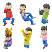 (Full Set) Trading Figure - Osomatsu-san