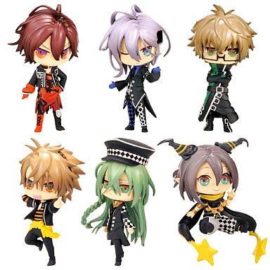 (Full Set) Trading Figure - AMNESIA