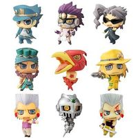 (Full Set) Trading Figure - Jojo Part 3: Stardust Crusaders