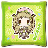 Mini Cushion - Trinity Tempo / Yoshino Karen