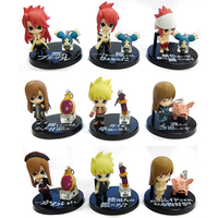 (Full Set) Trading Figure - Tales of the Abyss / Tear & Luke & Guy & Jade