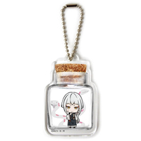Bottle Chara Holder - Blue Exorcist / Hojo Mamushi