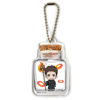 Bottle Chara Holder - Blue Exorcist / Shima Juzo
