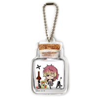 Bottle Chara Holder - Blue Exorcist / Kirigakure Shura