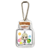 Bottle Chara Holder - Blue Exorcist / Moriyama Shiemi