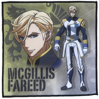 Hand Towel - IRON-BLOODED ORPHANS / McGillis Fareed