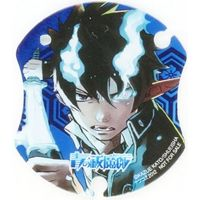 Earphone Cable Holder - Blue Exorcist / Rin Okumura