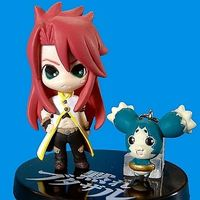 Trading Figure - Tales of the Abyss / Stan Aileron & Luke