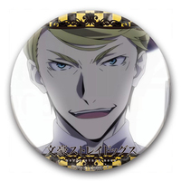 Trading Badge - Bungou Stray Dogs / Francis Scott Key Fitzgerald