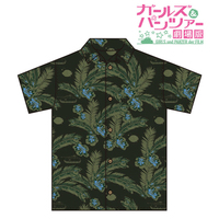 Aloha shirt - GIRLS-und-PANZER / Anglerfish Team Size-XL