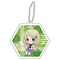 Key Chain - Blue Exorcist / Moriyama Shiemi