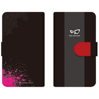 Smartphone Wallet Case for All Models - Persona5 / Protagonist