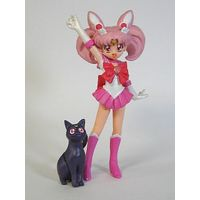 Trading Figure - Sailor Moon / Luna & Sailor Mini Moon (Sailor Chibi Moon)