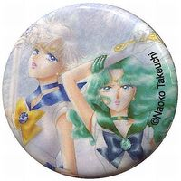 Badge - Sailor Moon / Sailor Neptune & Sailor Uranus