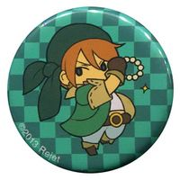 Badge - Dot Kareshi -We're 8bit Lovers-