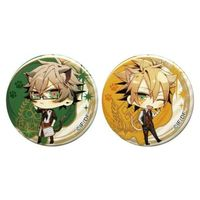 Badge - AMNESIA / Kent & Touma