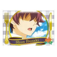 Square Badge - Shokugeki no Soma / Ibusaki Shun
