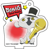 Acrylic stand - Blood Blockade Battlefront / Sonic