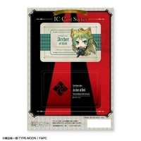 Chimi Chara - Card Stickers - Fate/Apocrypha / Archer