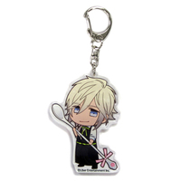 Trading Acrylic Key Chain - A3! / Citron (Character)