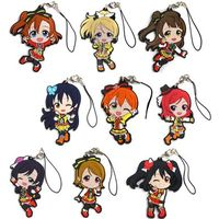 (Full Set) Rubber Strap - Kyun-Chara Illustrations - Love Live