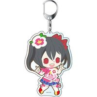 Big Key Chain - Love Live / Yazawa Nico