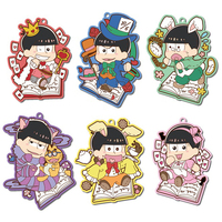 (Full Set) Rubber Strap - Osomatsu-san