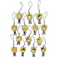 (Full Set) Rubber Strap - BE@RBRICK - Haikyuu!!