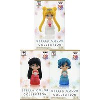 (Full Set) Trading Figure - Sailor Moon / Sailor Mars & Sailor Mercury