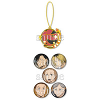 Locket Accessory - Haikyuu!! / Nekoma High School