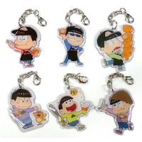 (Full Set) Metal Charm - Osomatsu-san