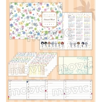 Schedule Book - Refill set - IDOLiSH7