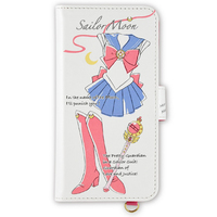 Smartphone Wallet Case for All Models - Sailor Moon