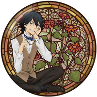 Badge - Bungou Stray Dogs / Edogawa Ranpo